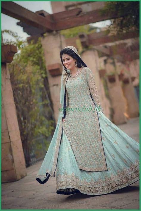 Best Pakistani Bridal Lehenga Designs 2016