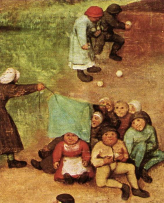 Resultado de imagen de juegos de niños brueghel analisis