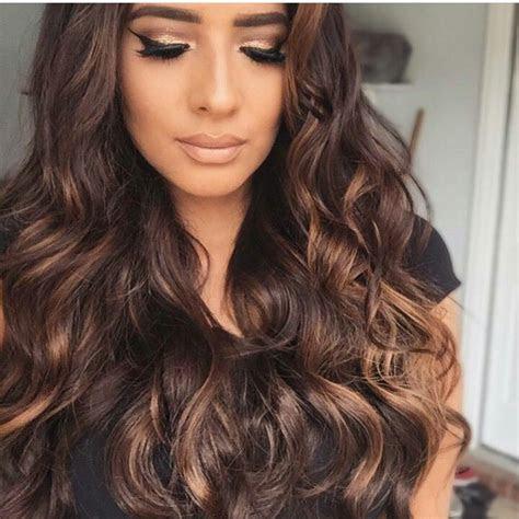 chocolate brown hair dark  light brownn hair