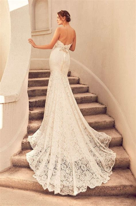 Elegantly Chic Spring 2018 Paloma Blanca Wedding Dresses