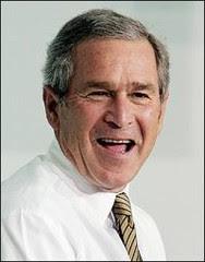 bush-laughing