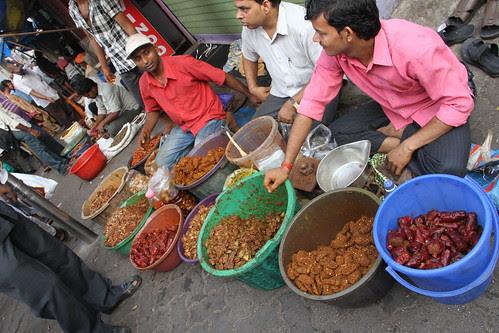Khao Achar Khatam Karo Bhrashtachar ...Sajan Us Taraf Nadiya Par by firoze shakir photographerno1
