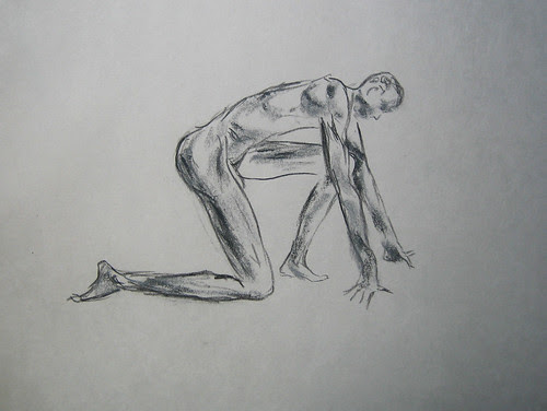 Matthew Felix Sun's Live Drawing _ 1991
