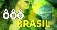 """Fernanda Brum lidera enquete para escolha de """"hino popular"""" da Copa do Mundo"""