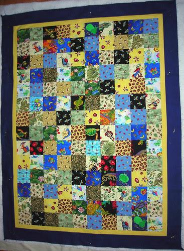 Bug quilt