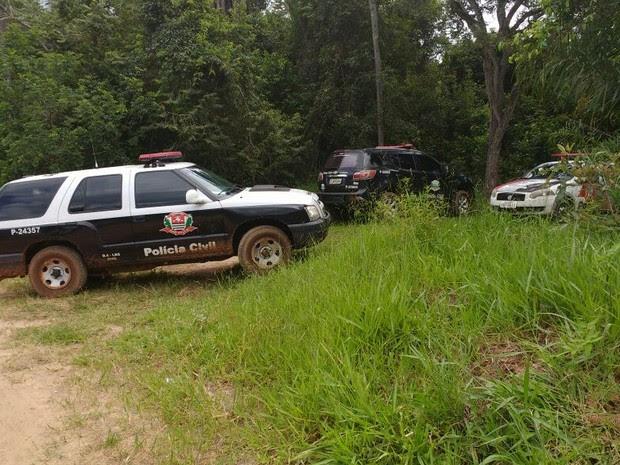 Crime ocorreu na zona rural de Promissão (Foto: J. Serafim Show/Divulgação)