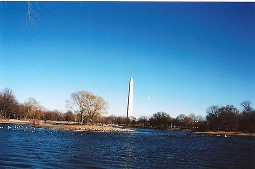Washington Monument.