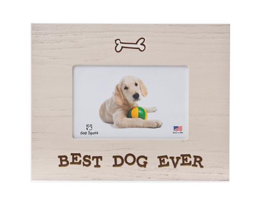 Best Dog Ever Frame Canine Signature Club