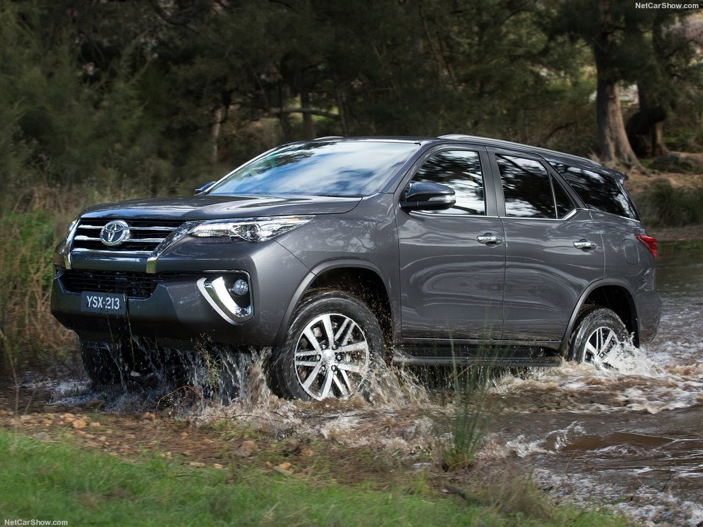 2016 Toyota Fortuner : Photos, Reviews, News, Specs, Buy car