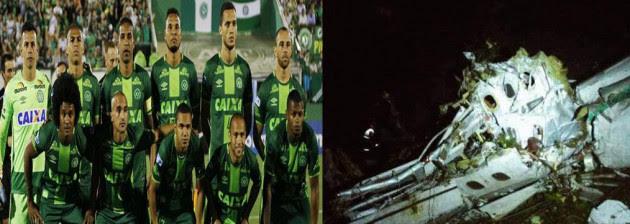 Συντριβή αεροσκάφους στην Κολομβία - Μετέφερε ποδοσφαιρική ομάδα της Βραζιλίας