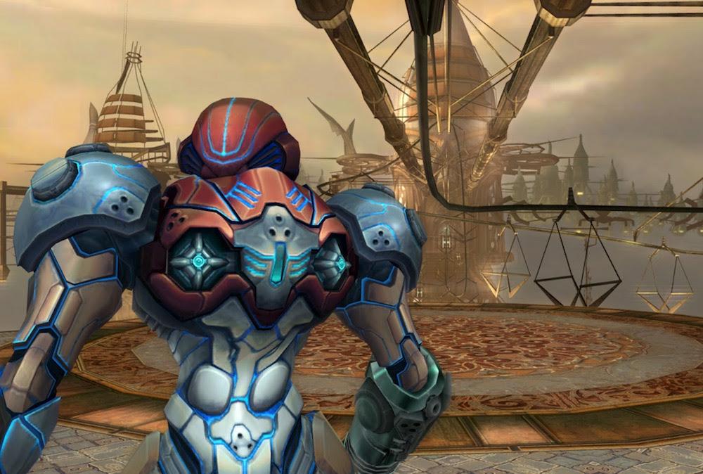Retro Studios is not behind Metroid Prime 4 screenshot