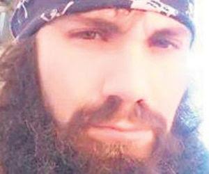 Santiago Maldonado lleva seis días desaparecido. Foto: Página 12.