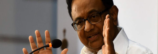 Start on a clean slate: Chidambaram to govt ahead of talks with protesting farmers