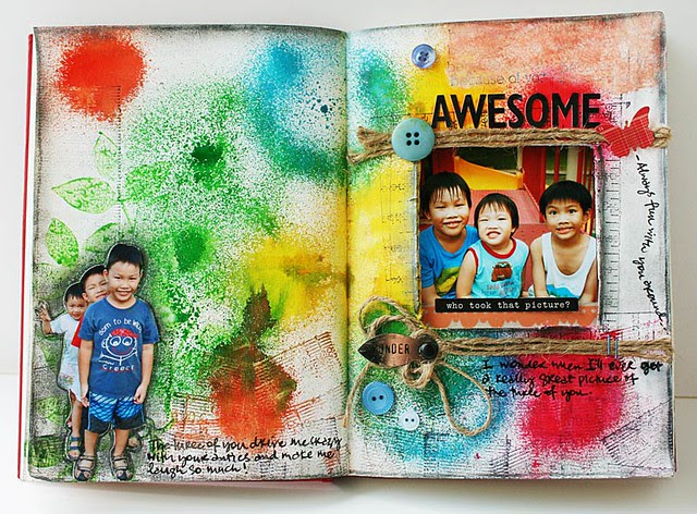 Awesome-journal-page