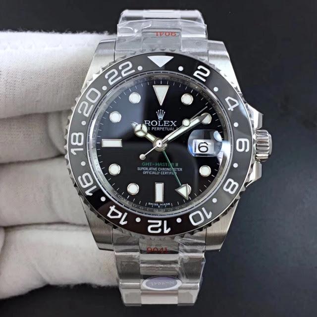 Noob Rolex GMT Master II 116710LN