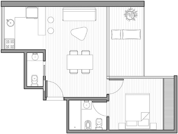 Vivienda,colectiva,atv_Gorriti,ATV_Arquitectos,Casas,decoracion,arquitectura,architecture, diseño,interior