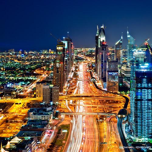 The Veins Of Dubai #8