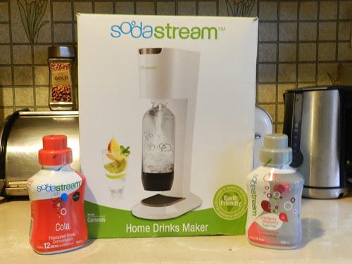 Ideal Home Show - SodaStream Genesis