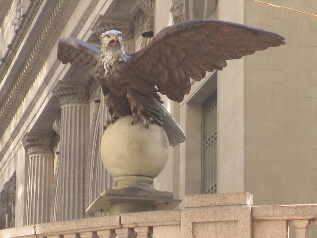 Eagle defiant