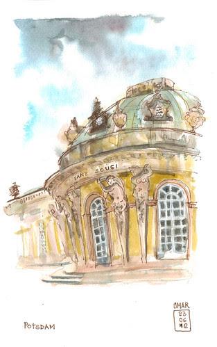 Potsdam Sans Souci