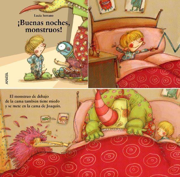 Buenas noches monstruos