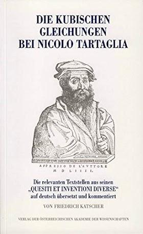 """[pdf]Die kubischen Gleichungen bei Nicolo Tartaglia: Die relevanten Textstellen aus seinen """"Quesiti et in_370012984X_drbook.pdf"""