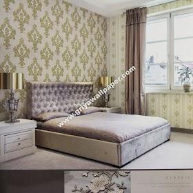 Design Wallpaper Kamar Tidur Minimalis