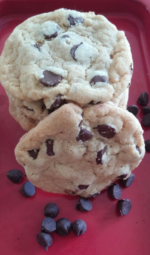 Quick and Easy Chocolate Chip Cookies: Just 5 Ingredients