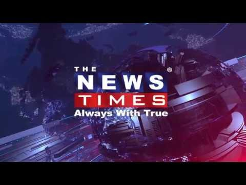 The News Times Intro video