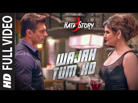 Wajah Tum Ho Lyrics - Armaan Malik Hate Story 3