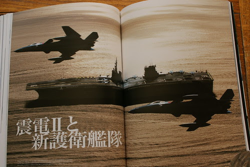 Ace Combat Master File - ASF-X SHINDEN II - 13