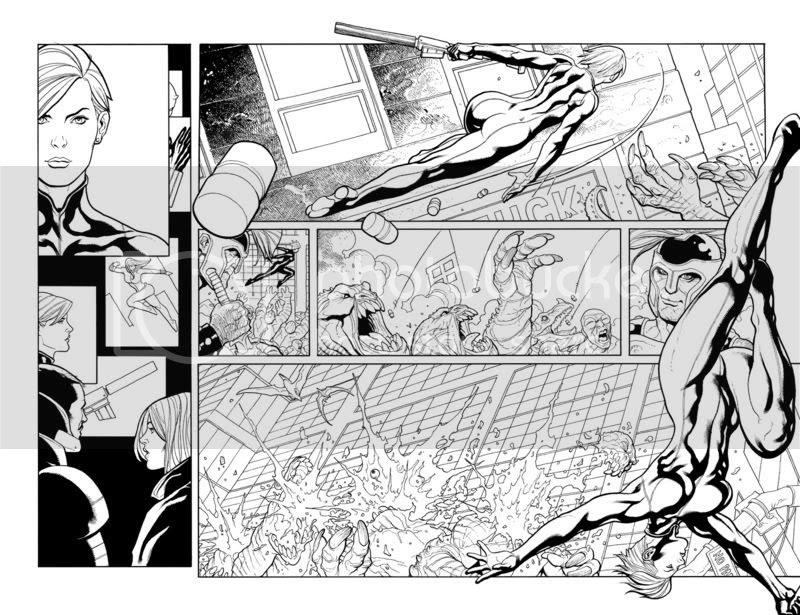 Mighty Avengers - Preview