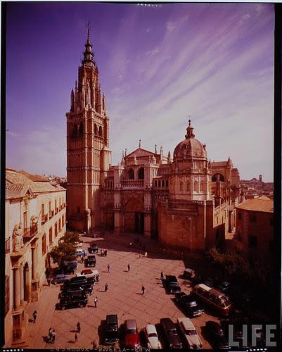 Toledo en 1963. Fotografía de Dmitri Kessel. Revista Life