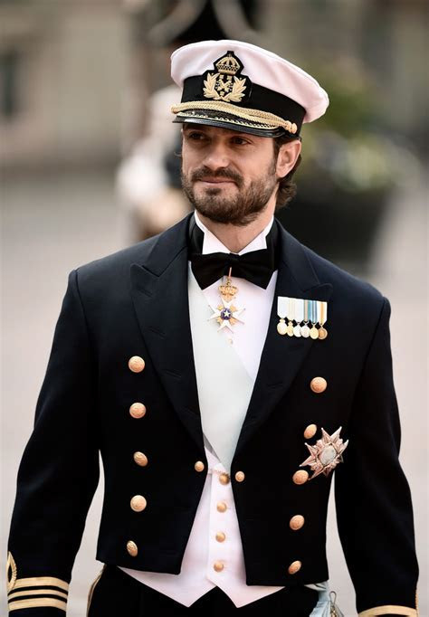 Prince Carl Philip Photos   Ceremony And Arrivals: Wedding