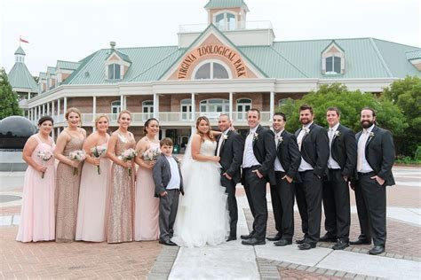 Sarah   Chris   Virginia Zoo Wedding, Norfolk » Fowler Studios