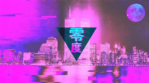 vaporwave wallpaper vapome aesthetic desktop wallpaper