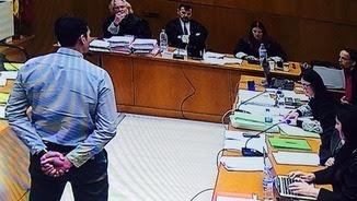L'Audiència de Barcelona ha permès que els dos processats declarin després de testimonis i perits