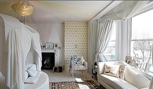 Daniella Helayel loft bedroom