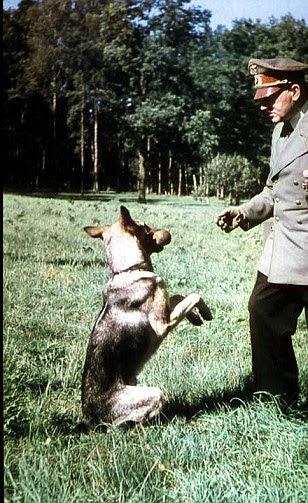 A new book has revealed a little known Nazi plan to help win WW2 using a crack unit of talking dogs