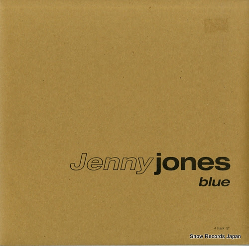 JONES, JENNY blue