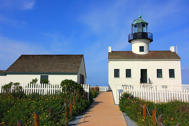 IMG_5859 Lighthouse, Cabrillo National Monument