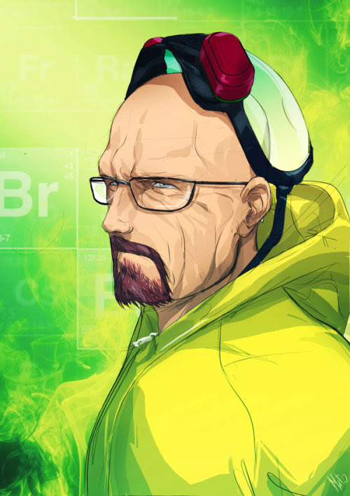 The One Who Knocks by matoelgrande