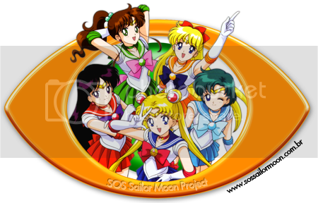 Sailor Moon na Band em 2011!