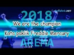 Lagu WE ARE THE CHAMPION Arema (Download mp3)