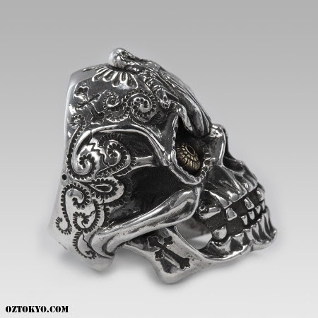 NoPain NoGain  Rings by STS  Online Boutique Oz Abstract Tokyo, Japan