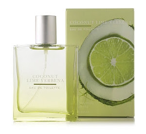 Coconut Lime Verbena Bath and Body Works for women
