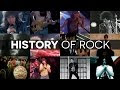Ultimate History Of Rock Mash Up Music Video - Video