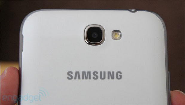 Samsung Galaxy Note III camera rumored to pack 4K video capture, highquality audio playback