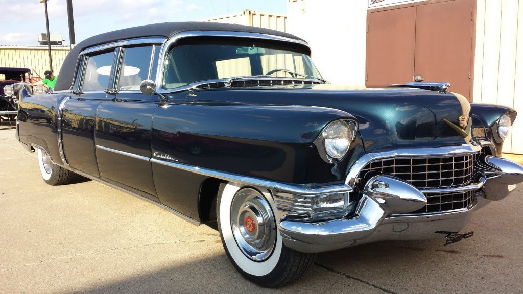 1955 Cadillac Fleetwood 75 Limousine