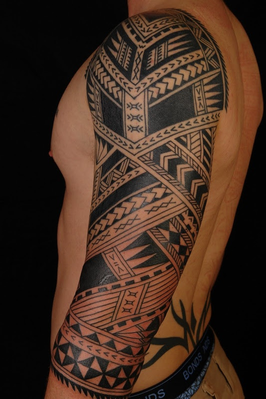 Polynesian Tattoo Design Ideas And Pictures Page 2 Tattdiz